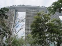 Marina Bay Hotel in SIngapore