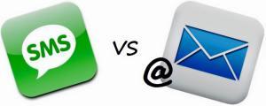 sms marketing e e-mail marketing: guadagna il click